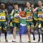 Paralympic Team South Africa inspires!