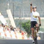 Reinardt races to Cycle Challenge victory