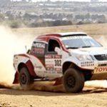 De Villiers second in 2013 Dakar Rally