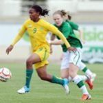 Banyana unlucky in loss to Ireland