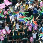 Runs aplenty at Wanderers 'pink-out'