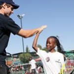 Soweto Open hosts tennis clinic for kids
