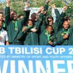 SA President's XV lifts IRB Tbilisi Cup