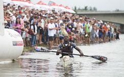South Africa's Dusi Canoe Marathon by numbers