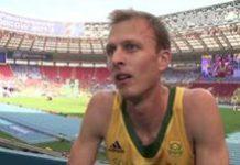 Cronje claims World Champs bronze
