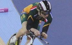 SA cyclist triumphs at US track meet