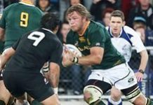Springboks change two for Wallabies