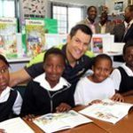 Second 'Boks for Books' library opens