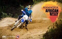 Dakar-style motorbike rally for South Africa