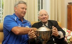 Missing Dusi trophy found after 42 years