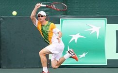 South Africa top Monaco in Davis Cup clash