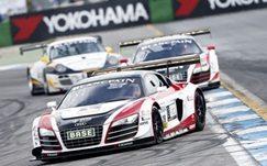 Van der Linde's racing career rocketing up