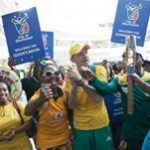 Queen's Baton Relay visits South Africa