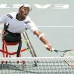 Wheelchair star Sithole gears up for SA Open