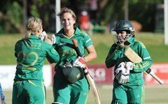 SA crush Pakistan at Women's World T20