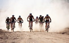 Mennen and Hynek claim first Cape Epic title