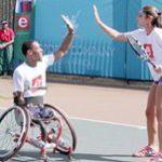 SA wheelchair tennis shines at Ability Challenge