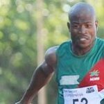 Magakwe the first South African to break 10-second barrier
