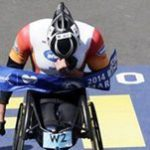 Van Dyk wins 10th Boston Marathon title