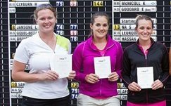 South African rookie qualifies for US Women's Open