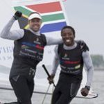 SA sailing duo claim gold in Holland