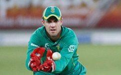 De Villiers stars at SA Cricket Awards