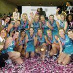 Free State Crinums crowned SA netball champs