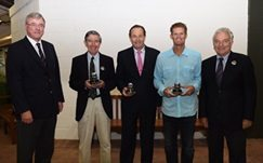 Davis Cup recognition for SA tennis greats