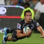 Sharks fly South African Super Rugby flag