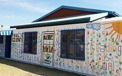 Mandela Day library