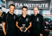 VD Linde lifts FIA Academy Young Driver Award