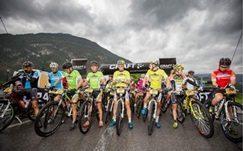 McLean masters Transalp MTB stage race