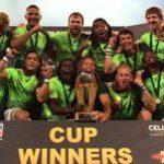 Springboks are Sevens Champions again