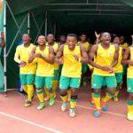 South Africa's u17 team make history