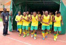 South Africa's u17 team make history