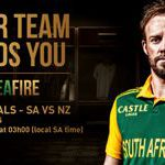 Pressure test as Proteas face Kiwis