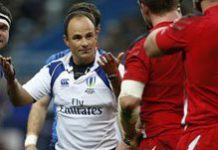 South African ref to kick off Rugby World Cup