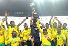 South Africa beats Senegal in soccer friendly