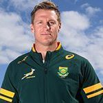 Farewell to South Africa's rugby captain
