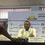 Start of National Sports Week in South Africa