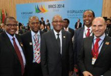 Brics bank 'will boost Africa's infrastructure drive'