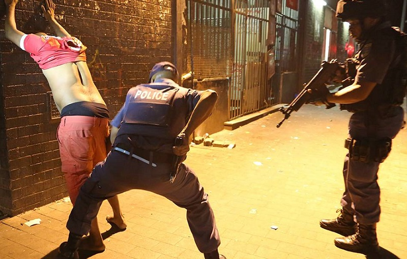 crime in south africa Crime in south africa: south africa is known to have one of the crime rates in the world regarding assault, rape and murder johannesburg, pretoria, cape town and durban are ranked usually as critical crime threat locations.