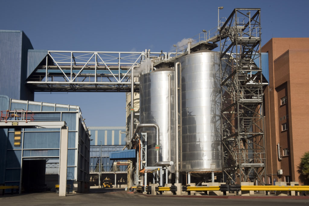 The Alrode Brewery. Johannesburg South Africa.