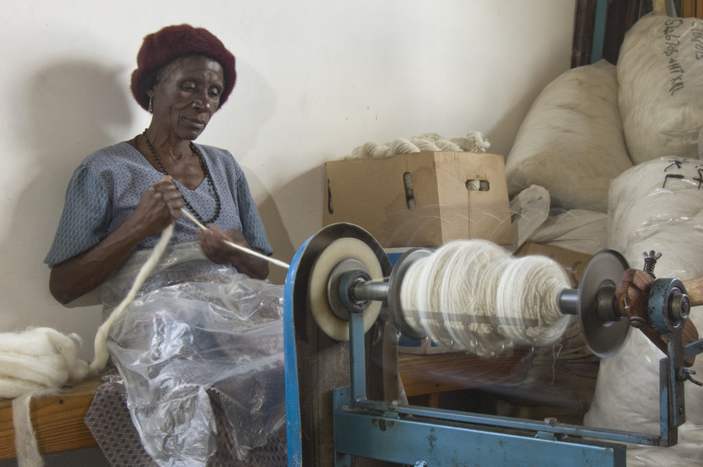 Mapusha weaving centre, Hoedspruit, Limpopo province, South Africa