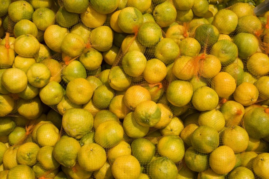 Oranges for sale - Hoedspruit, Limpopo Province South Africa.