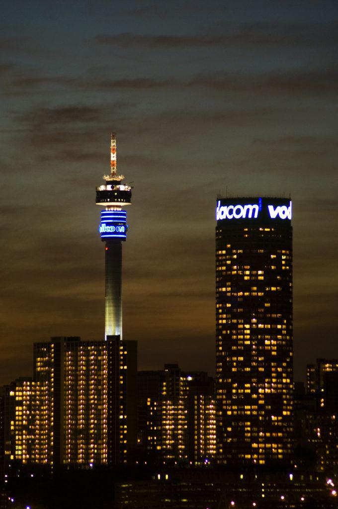 Johannesburg, Gauteng province: The Hillbrow Tower