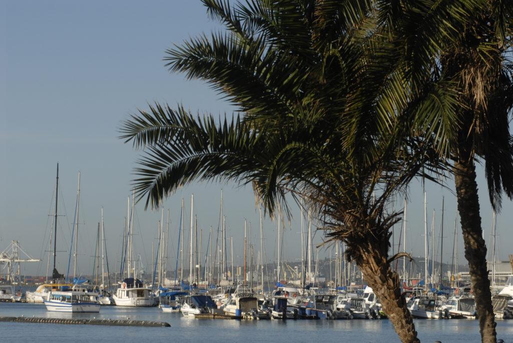 Durban, KwaZulu-Natal province: The Royal Yacht Club