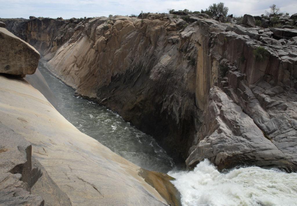 Northern Cape province: The Orange River