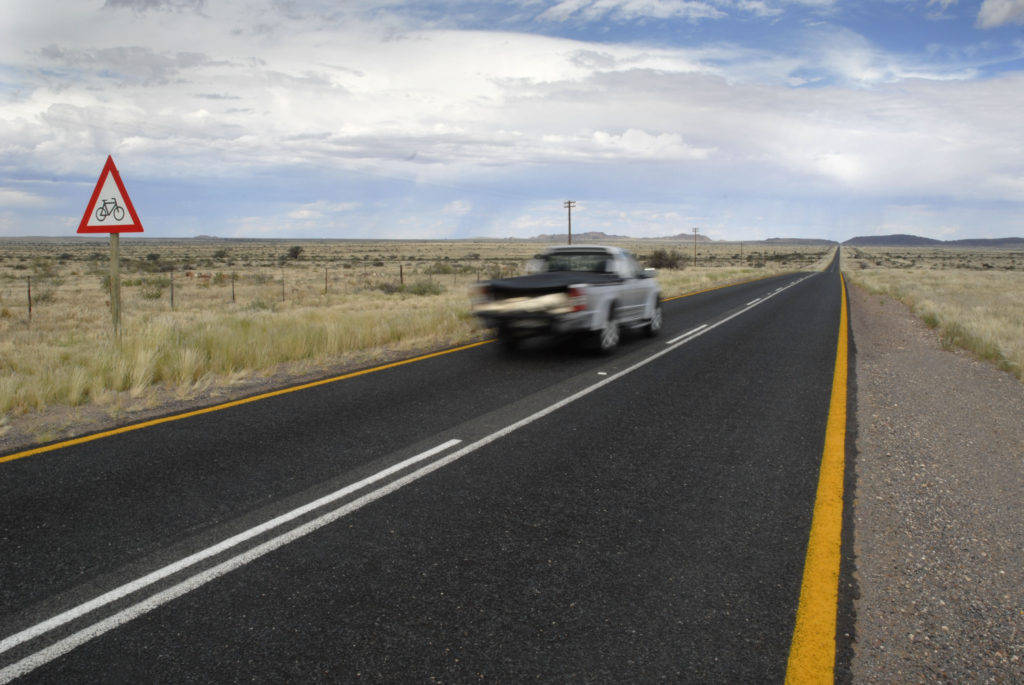 Northern Cape province: The Northern Cape roads