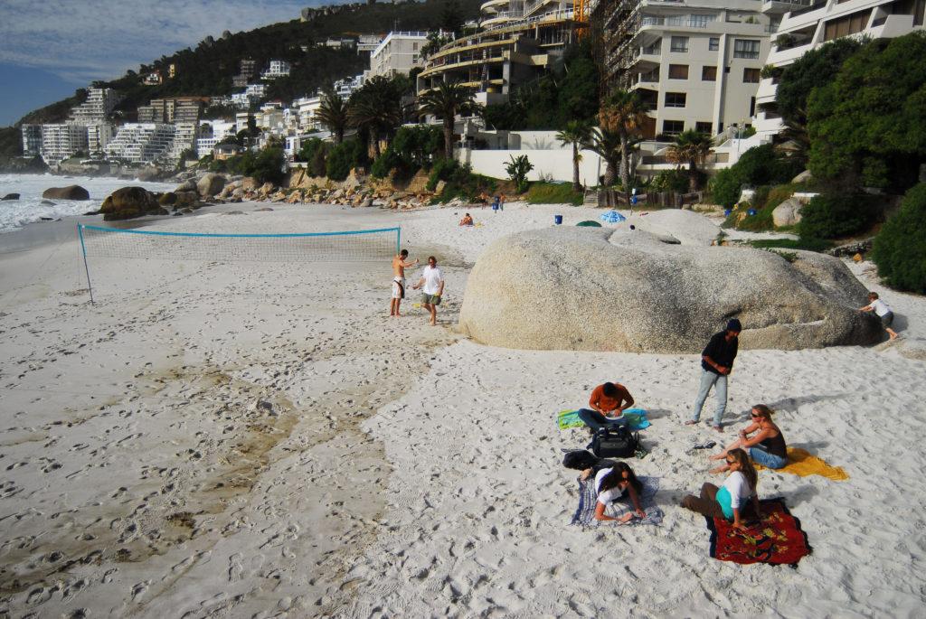 Second Beach, Clifton